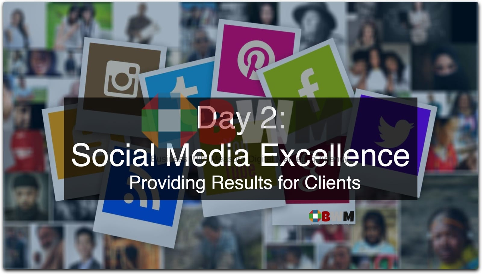 how to leverage social media to grow a business DMTL