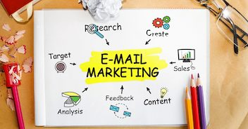 how to use email marketing for my business to generate leads and nurture leads